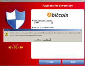 La menace de l'année : Cryptolocker