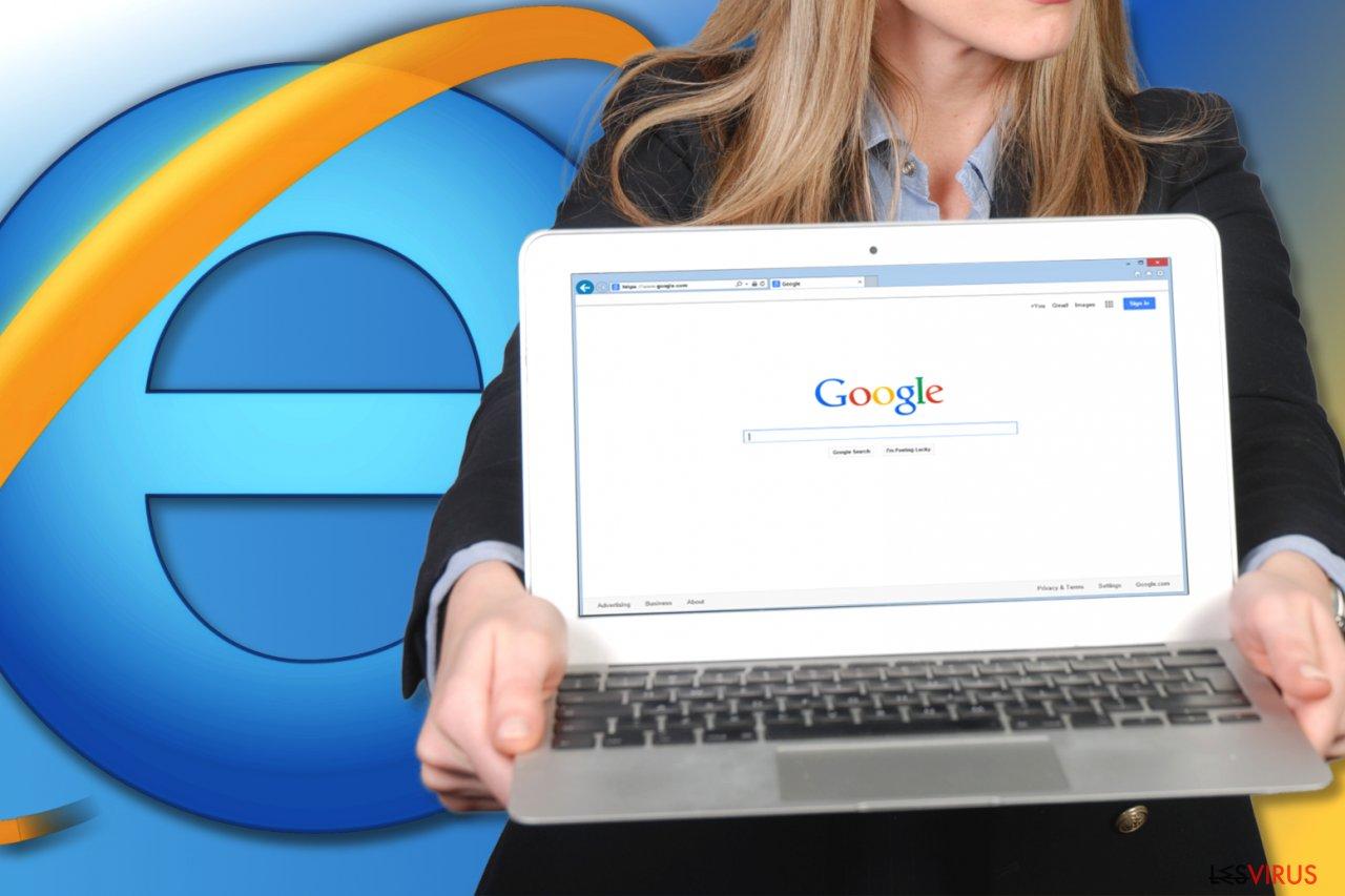 Comment réinitialiser Internet Explorer? instantané