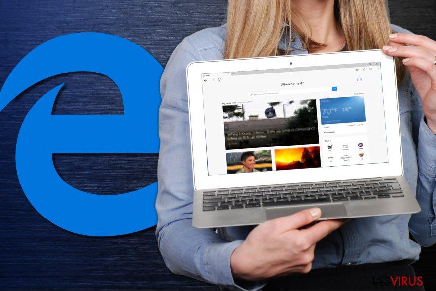 Comment réinitialiser Microsoft Edge? instantané