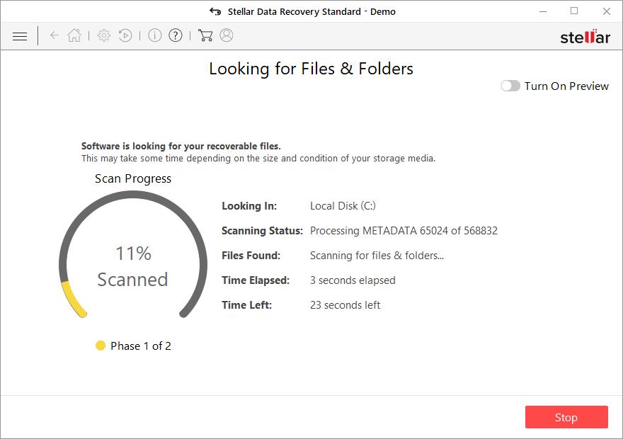 Rançongiciel : récupérer vos fichiers à l'aide d'un logiciel de récupération