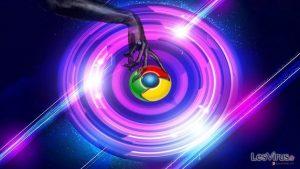 Le rançongiciel Spora prend la forme d'une mise à jour de Chrome Font Pack