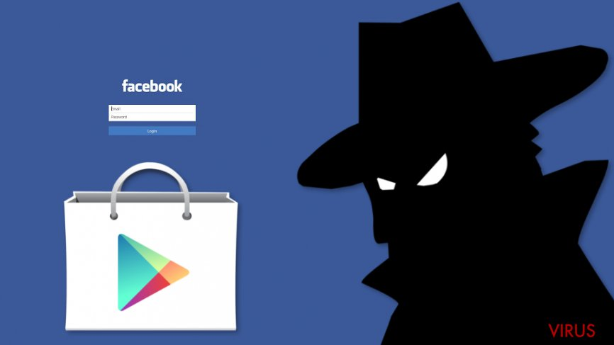 Facebook data-stealing malware detected on Google Play Store