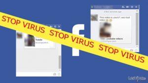 """""""Affaire à suivre """": une nouvelle forme du virus Facebook se propage"""