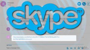 Des liens malveillants annoncent une prochaine éclosion du virus Skype