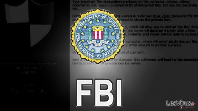 FBI encourage les victimes à ne pas payer ransomware la rançon instantané