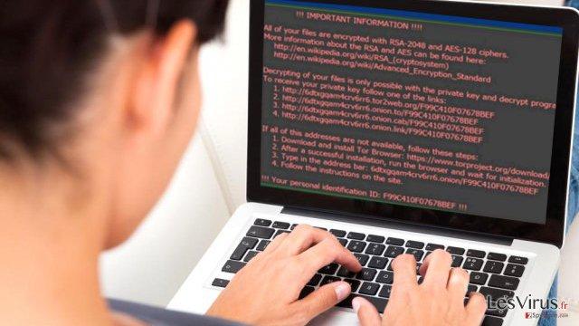 Prévention de la menace du virus Locky : 5 conseils pour prendre  le contrôle de la situation instantané