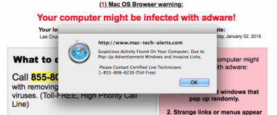 Adware in Apple Mac OS X? Yes, it's possible!