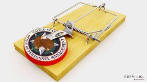 Les conséquences de l'infraction sécuritaire de l'OPM : Locky exploite les données volées des victimes