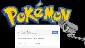 Le célèbre Pokemon Go et ses problèmes de violation de la vie privée