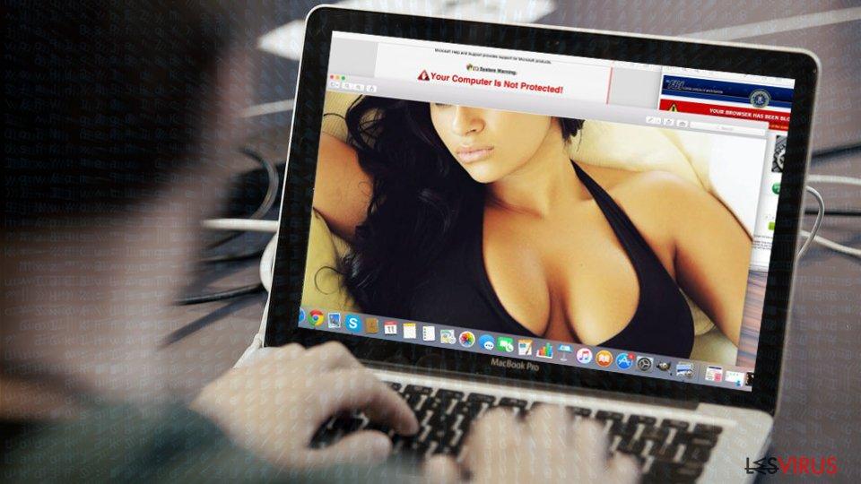 Comment supprimer le porno de votre ordinateur