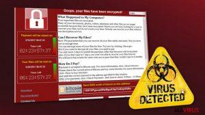 WannaCry est vivant. Des milliers d'utilisateurs sont en danger !