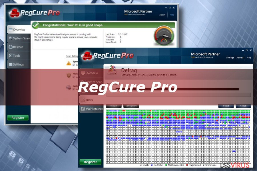 RegCure Pro