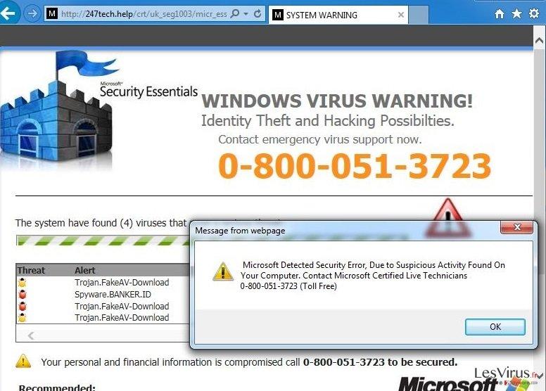 247tech.help pop-up virus instantané