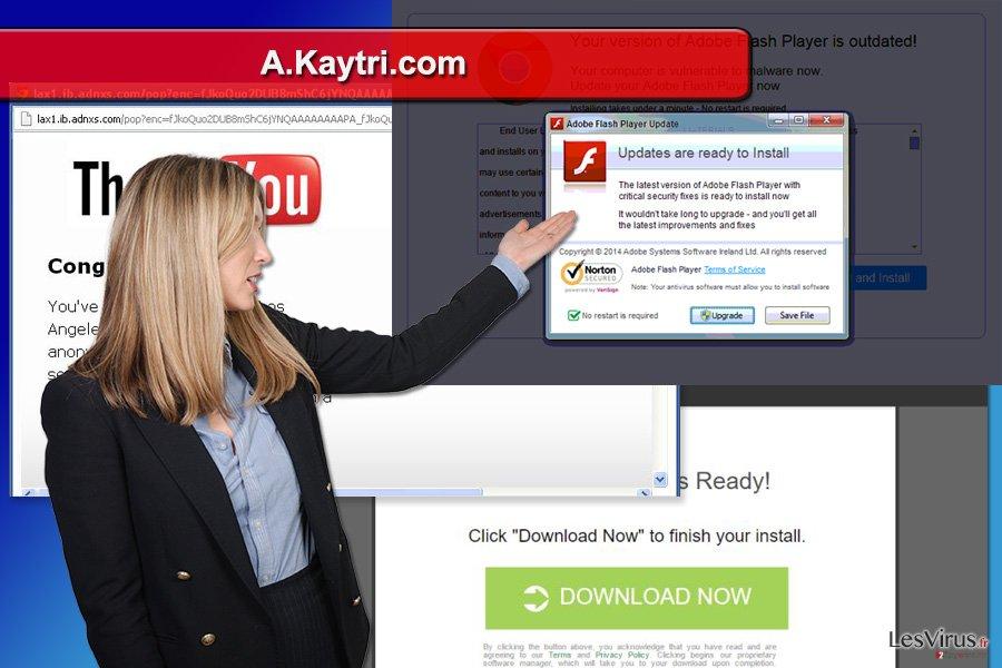 Illustration des annonces publicitaires de A.Kaytri.com