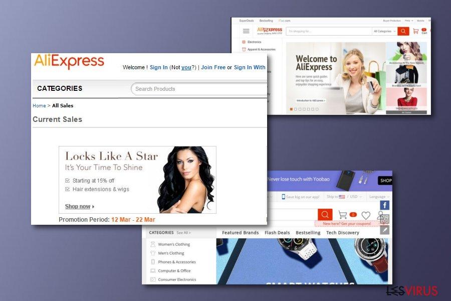 Activities.aliexpress.com ads