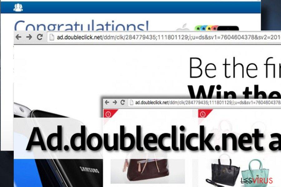 Apparition des publicités Ad.doubleclick.net