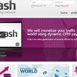 Les publicités intepstives Adcash.com instantané