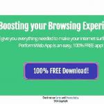 Annonces par PerformWeb App instantané
