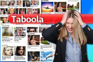 Le publiciel Taboola