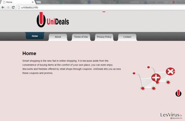 Annonces par UniDeals instantané
