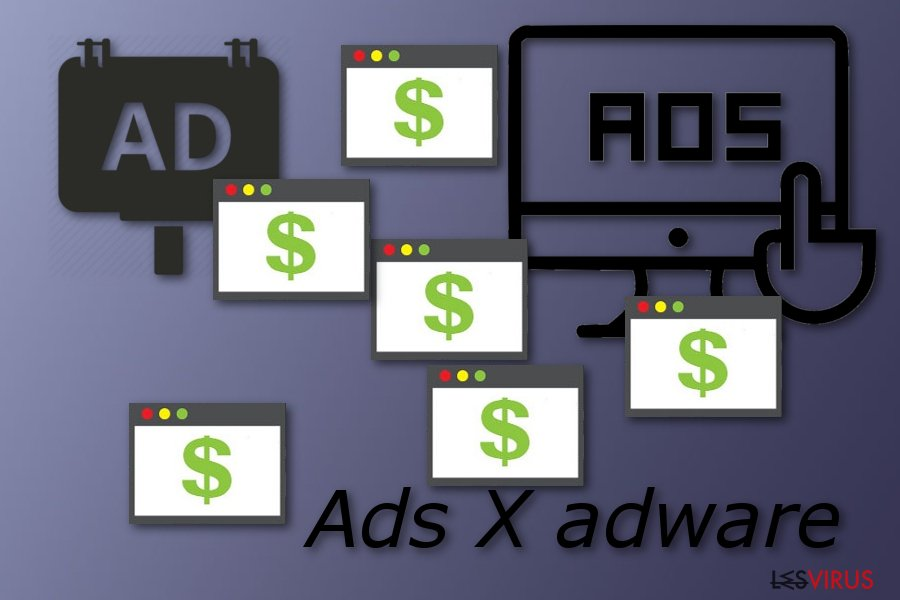 Le virus Ads X