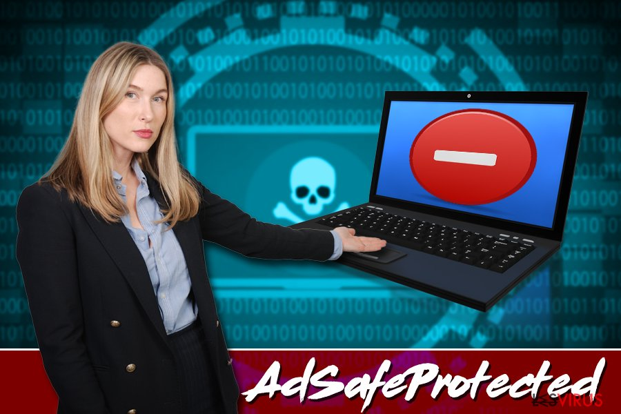 l'adware AdSafeProtected