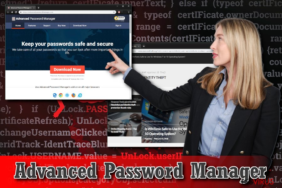 Le PPI Advanced Password Manager