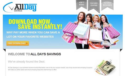 All Day Savings instantané