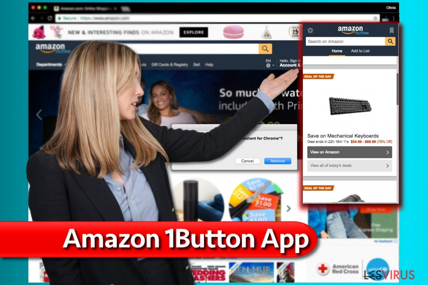 Amazon 1Button App instantané