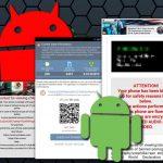 Le virus Android instantané