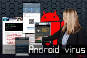 Le virus Android