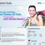 Better Deals annonces instantané