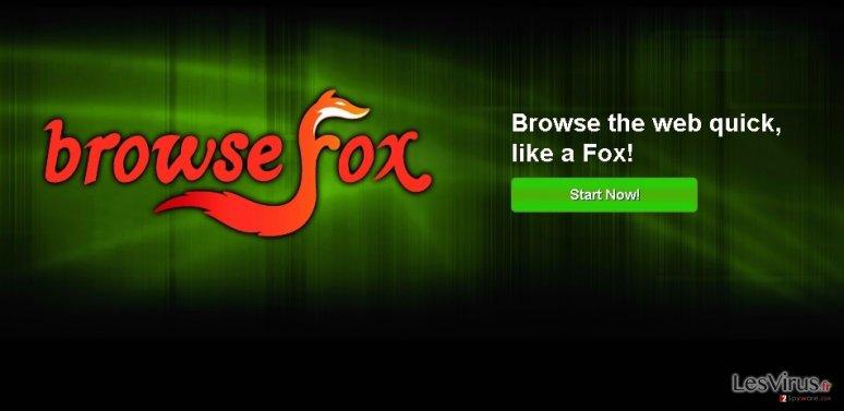 BrowseFox instantané