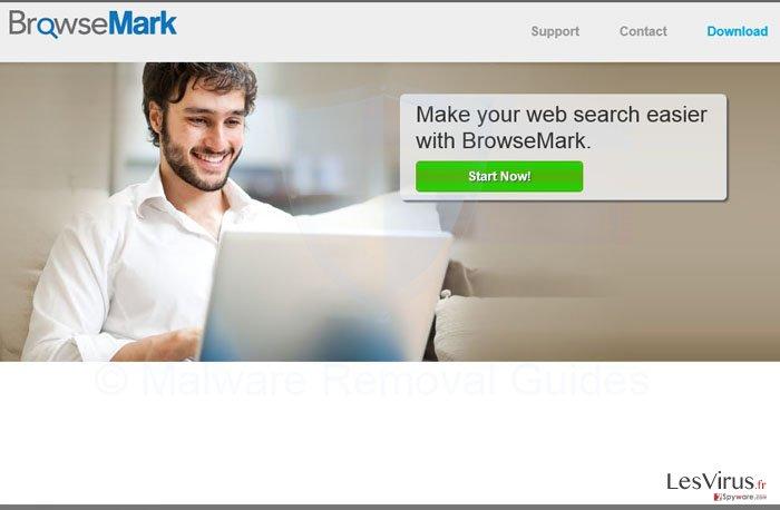 BrowseMark virus instantané