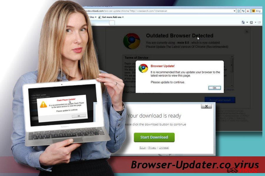 Browser-Updater.co pop-up virus instantané