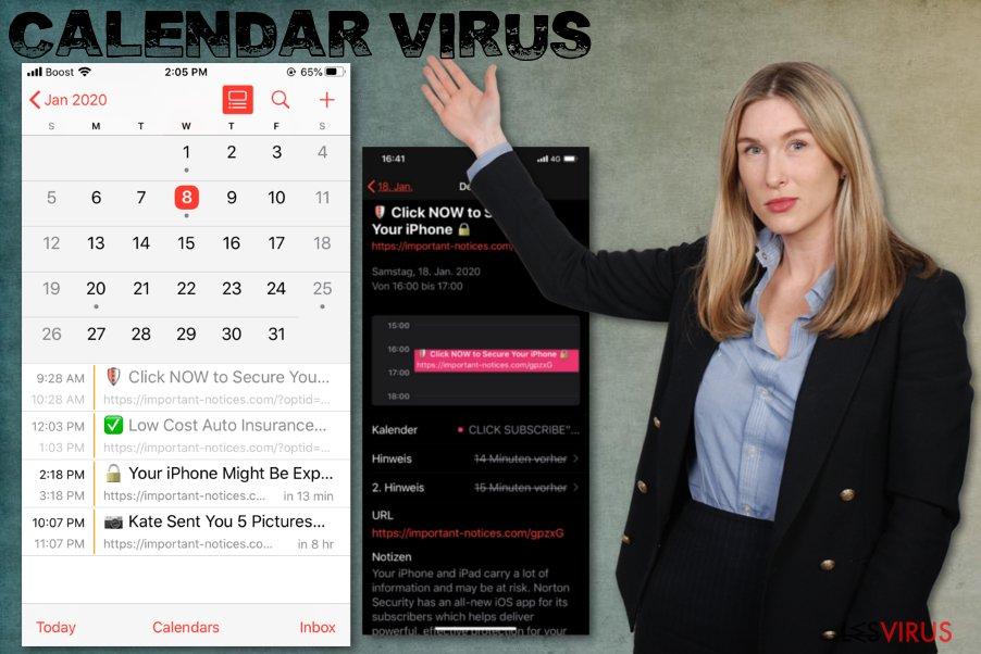Le virus du Calendrier