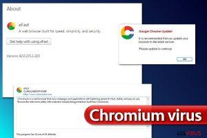 Le virus Chromium