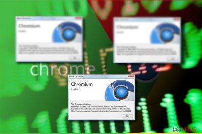 L'image affichant Chromium