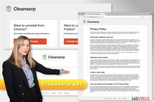 Le virus Cleanserp.net
