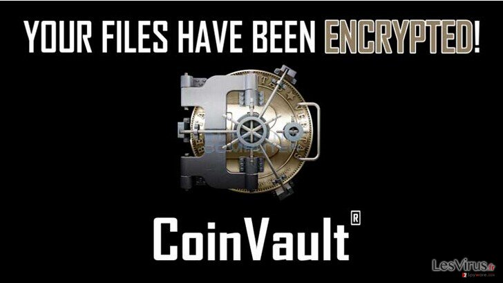 CoinVault virus instantané