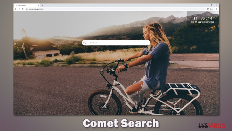 Comet Search