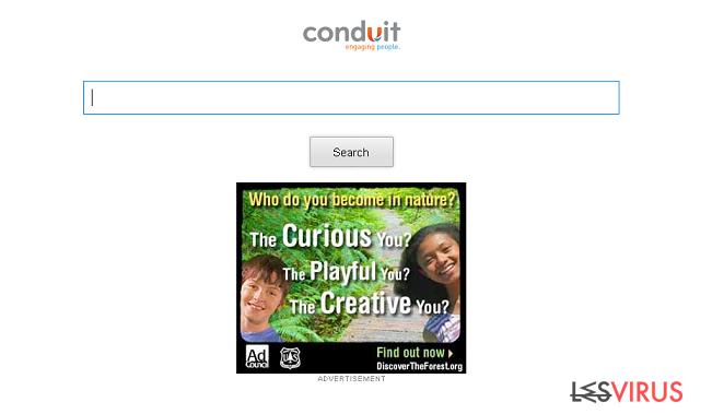 Storage.conduit.com redirect instantané