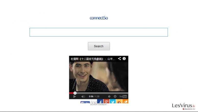 ConnectSo Toolbar instantané