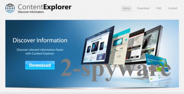 Content Explorer instantané