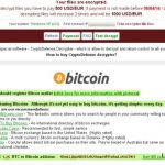 CryptoLocker instantané