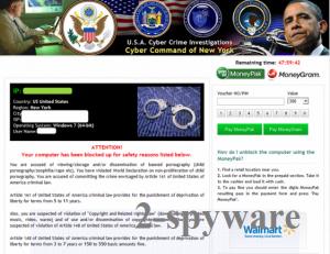 Cyber Command virus