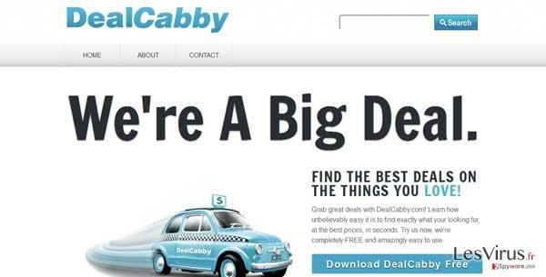 DealCabby virus instantané