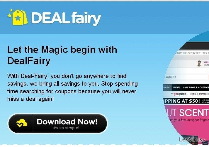 Deal Fairy instantané