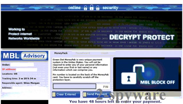 Decrypt Protect virus instantané