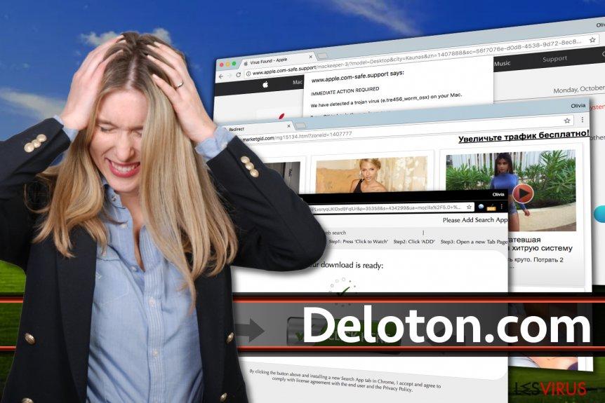Les annonces de Deloton.com